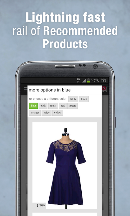 LimeRoad - Online Shopping Screenshot 6