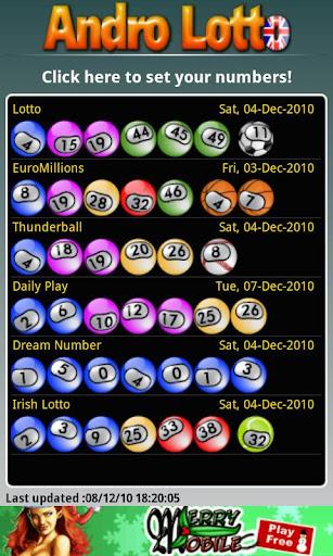Andro Lotto UK