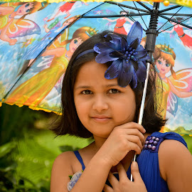 barbie girl by Amol Patil - Babies & Children Child Portraits ( child, princess, barbie girl )