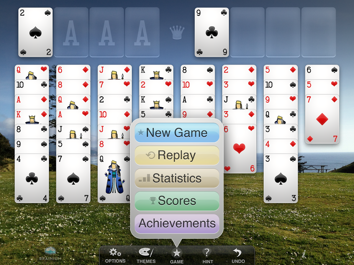 FreeCell Solitaire+ Screenshot 7