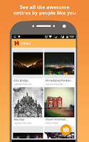 Screenshot of Halla.in - express YOU!