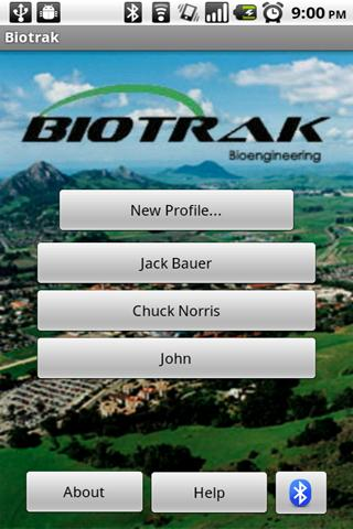 【免費健康App】Biotrak-APP點子