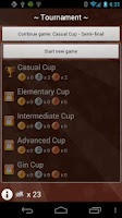 Screenshot of Gin Rummy - Net Gin Free