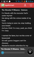 Screenshot of MP3Lyrics Free Music Downloads
