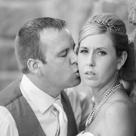 That look by Nick Schale - Wedding Bride & Groom ( wedding )