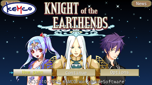 RPG Knight of the Earthends - screenshot