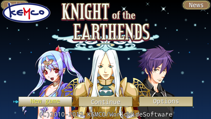 RPG Knight of the Earthends Screenshot 16
