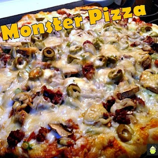 Carina's Monster Pizza