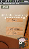 Screenshot of Dutch Monkey Doughnuts