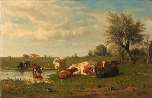 RIJKS: Gerard Bilders: painting 1865