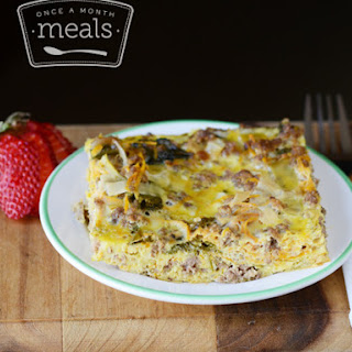 Paleo Slow Cooker Breakfast Casserole