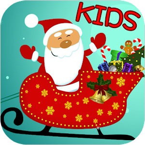 4 christmas games for play in family! Carols, coloring, puzzles and memory. APK Icon