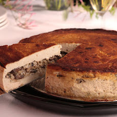 Homemade Tofurkey with Brown Rice Stuffing Recipe