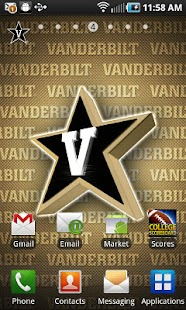 Vanderbilt Revolving Wallpaper - screenshot