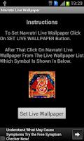 Screenshot of Navratri Live Wallpaper