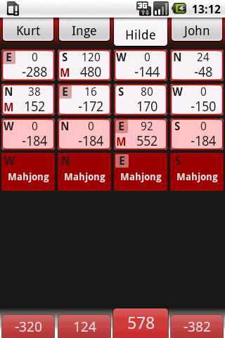 Mahjong Counter