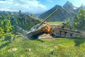 Screenshot of Tank Jigsaw