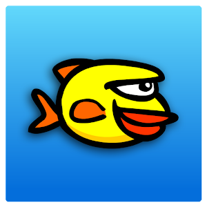 Splashy Fin the Clumsy Fish – tap & swim in this Flappy Bird clone
