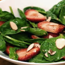 Strawberry Spinach Salad I