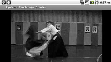 Screenshot of Aikido Sixth Kyu (Free)