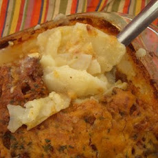 Easy Zucchini Scalloped Potatoes