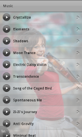 Screenshot of Lindsey Stirling