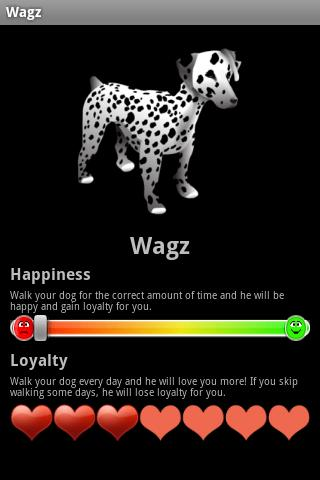 wagz for android screenshot