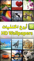 Screenshot of Smart HD Wallpapers Background