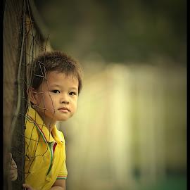 where's my ball? by Priyo Kliktography - Babies & Children Children Candids