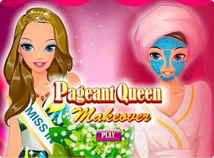 Pageant Queen Makeover Games - screenshot
