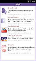 Screenshot of dm Česká republika