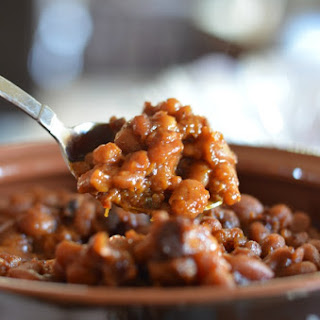 Homemade Baked Beans With Pork And Beans Recipes