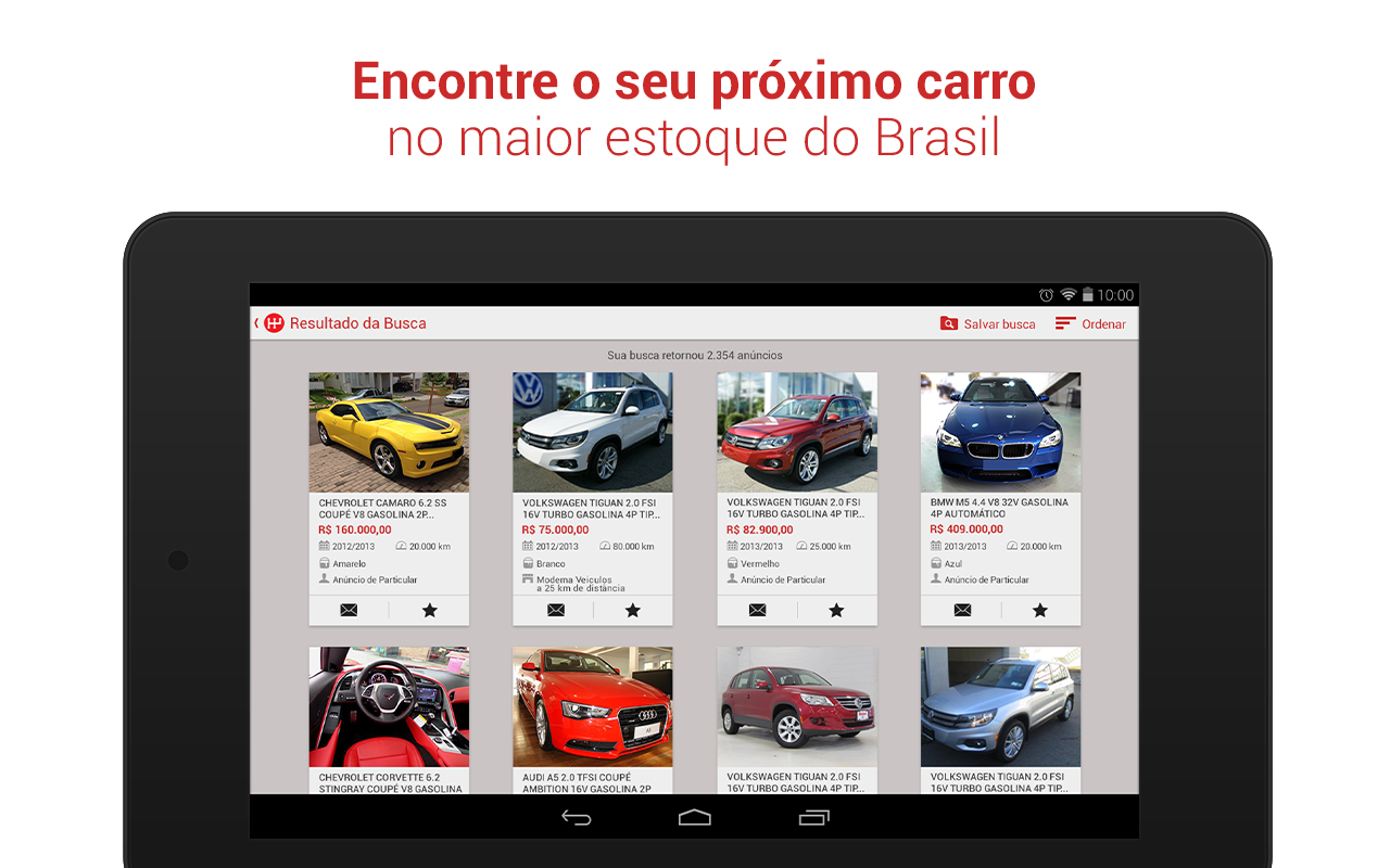 Webmotors - Comprar e Vender Screenshot 6