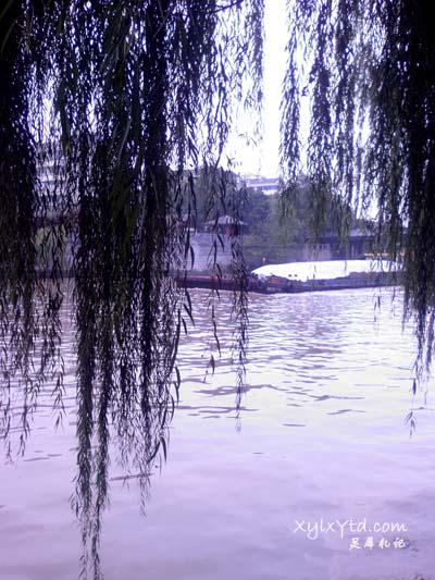 京杭运河上的船