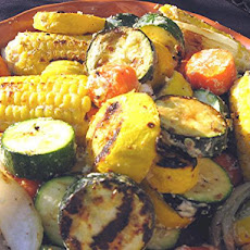 Tandoori Indian Grilled Vegetables