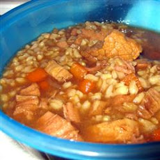 Beef and Barley Soup II