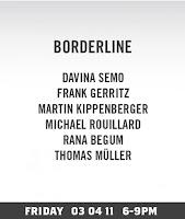 Davina Semo, Frank Gerritz, Martin Kippenberger, Michael Rouillard, Rana Begum, Thomas Müller