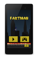 Screenshot of Fartman