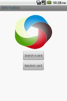 Screenshot of MTG Toolbox