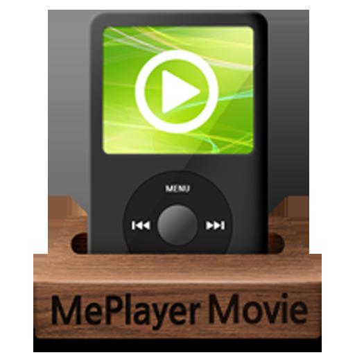 MePlayer Movie 電影英語電影播放器 教育 App LOGO-APP試玩