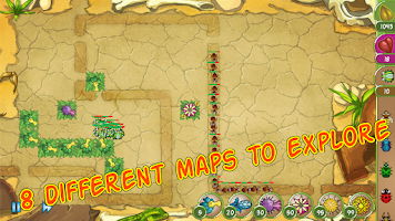 Screenshot of Bug Rush Free