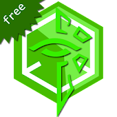Free Download Ingress Enlightened Icon/Theme APK for Samsung