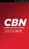 Screenshot of CBN Campinas