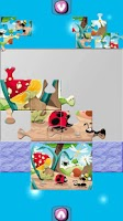 Screenshot of Kids Play Puzzle Paint