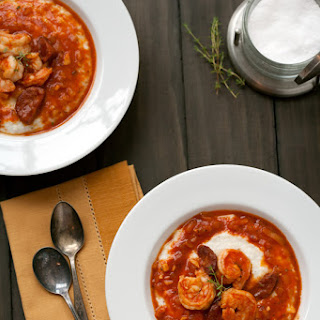 Stewed Tomato Grits Recipes