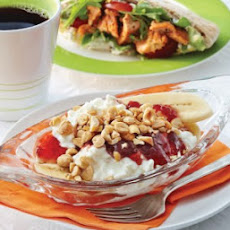 Breakfast Banana Splits