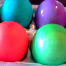 Easter Eggs - Decorate and Dye Options