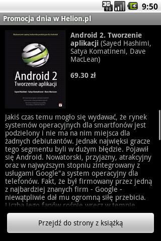 Promocja dnia w Helion.pl