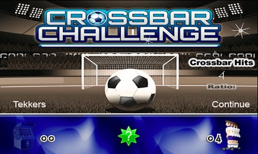Crossbar Challenge! - screenshot