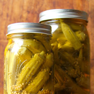 Okra Pickles
